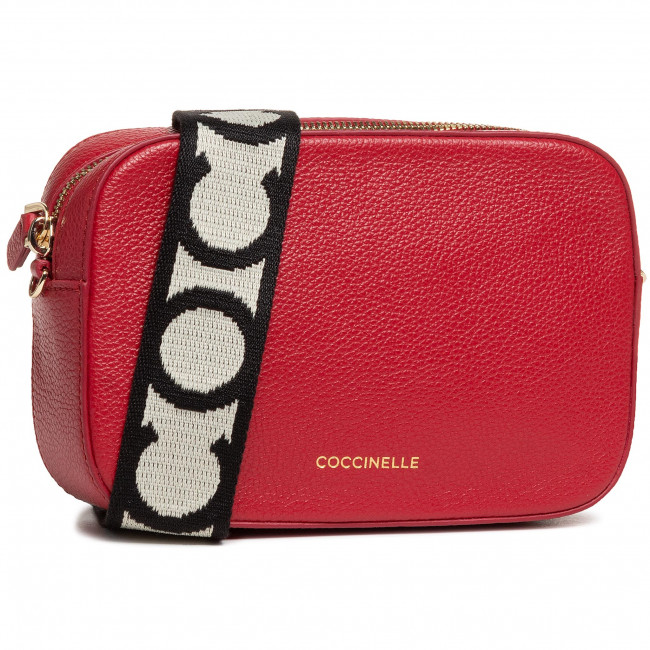 Kabelka COCCINELLE - HV3 Mini Bag E5 HV3 55 I1 07 Ruby R63