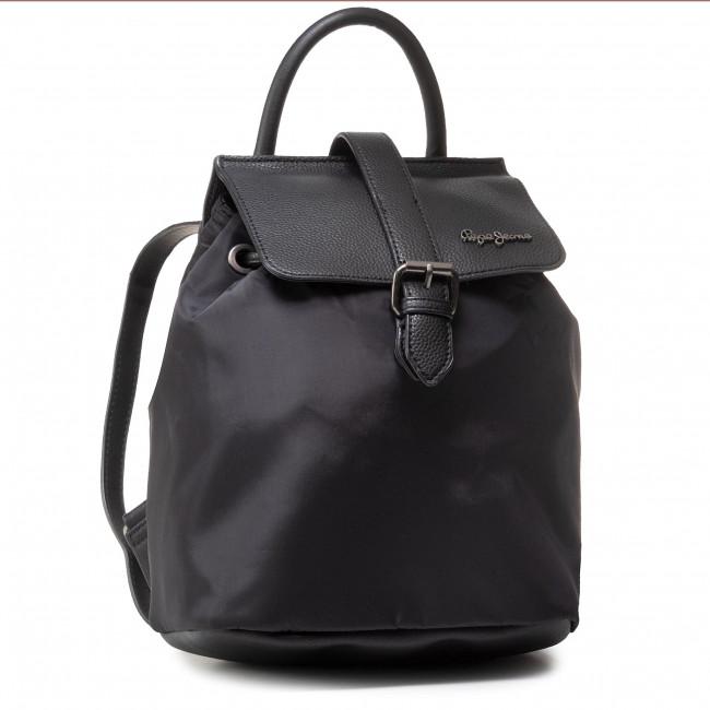 Ruksak PEPE JEANS - Mochila Backpack 7722161 Black
