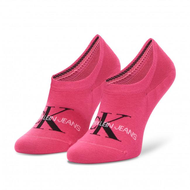 Ponožky Krátke Dámske CALVIN KLEIN JEANS - 100001769 Magenta 006