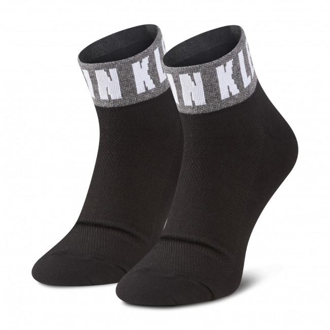 Ponožky Vysoké Dámske CALVIN KLEIN - 100001813 Black 001