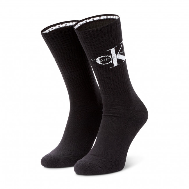 Ponožky Vysoké Pánske CALVIN KLEIN JEANS - 100001816 Black 001