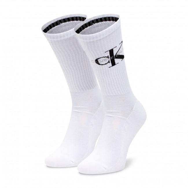 Ponožky Vysoké Pánske CALVIN KLEIN JEANS - 100001816 White 002