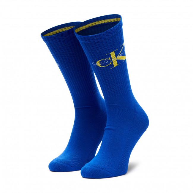 Ponožky Vysoké Pánske CALVIN KLEIN JEANS - 100001816 Bright Blue 004