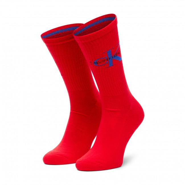Ponožky Vysoké Pánske CALVIN KLEIN JEANS - 100001816 Red 017
