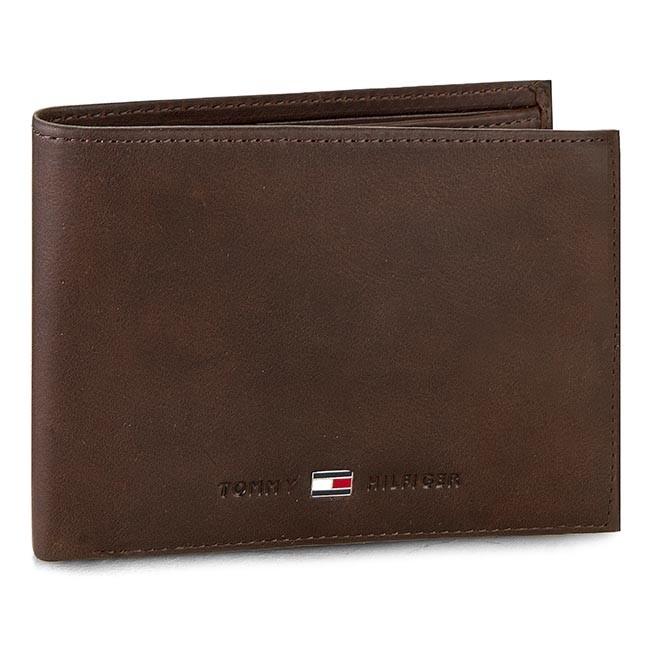 Veľká Peňaženka Pánska TOMMY HILFIGER - Johnson Cc And Coin Pocket AM0AM00659 041