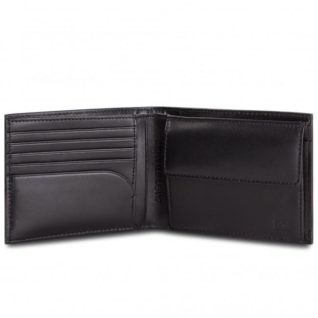 3806d89c8 Veľká Peňaženka Pánska CALVIN KLEIN JEANS - Coated Canvas Billfold W Coin  K40K400836 001