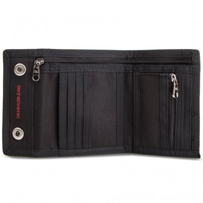 870b0b92e Veľká Peňaženka Pánska CALVIN KLEIN JEANS - Sp Essential + Canvas Billfold  K40K400841 001