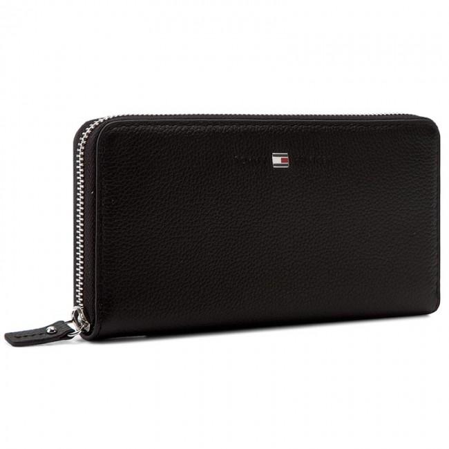 b5dc4ec4f Veľká Peňaženka Dámska TOMMY HILFIGER - Basic Leather Large Z/A ...