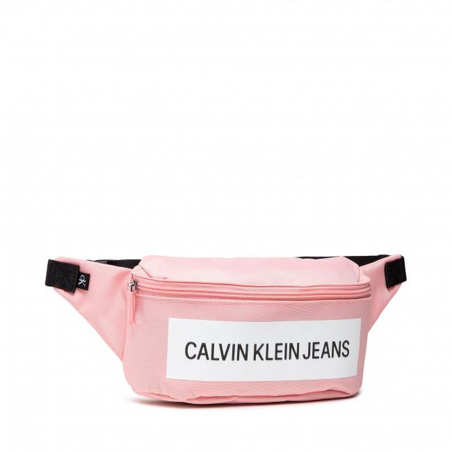 ľadvinka CALVIN KLEIN JEANS - Waistbag K60K608240 Soft Berry TIV