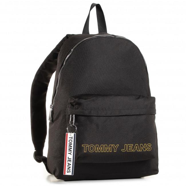 Ruksak TOMMY JEANS - Tjm Logo Tape Dome Bacpack AM0AM06216 BDS