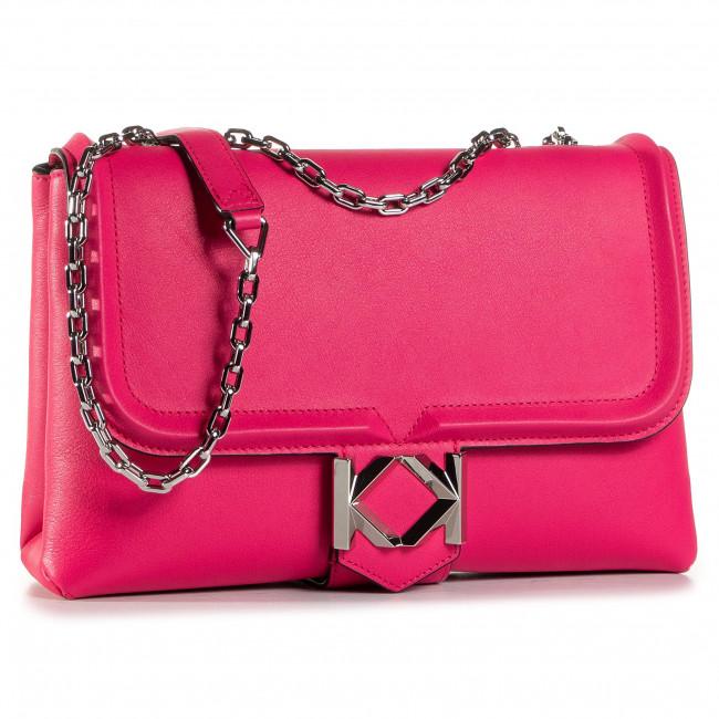 Kabelka KARL LAGERFELD - 205W3078  Peony Pink 538