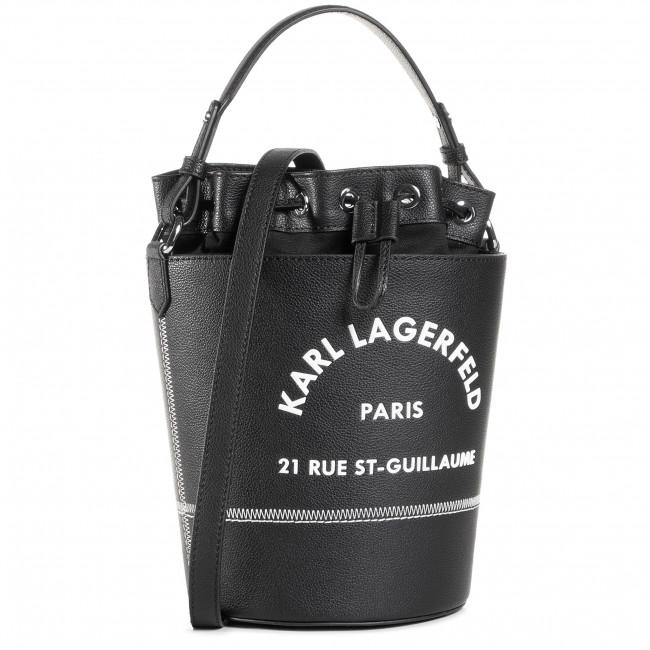 Kabelka KARL LAGERFELD - 205W3085  Black
