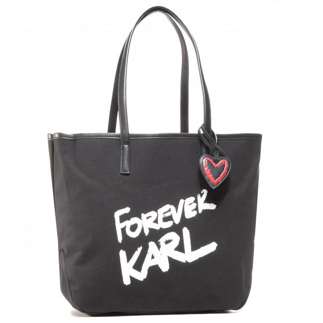 Kabelka KARL LAGERFELD - 206W3198  Black