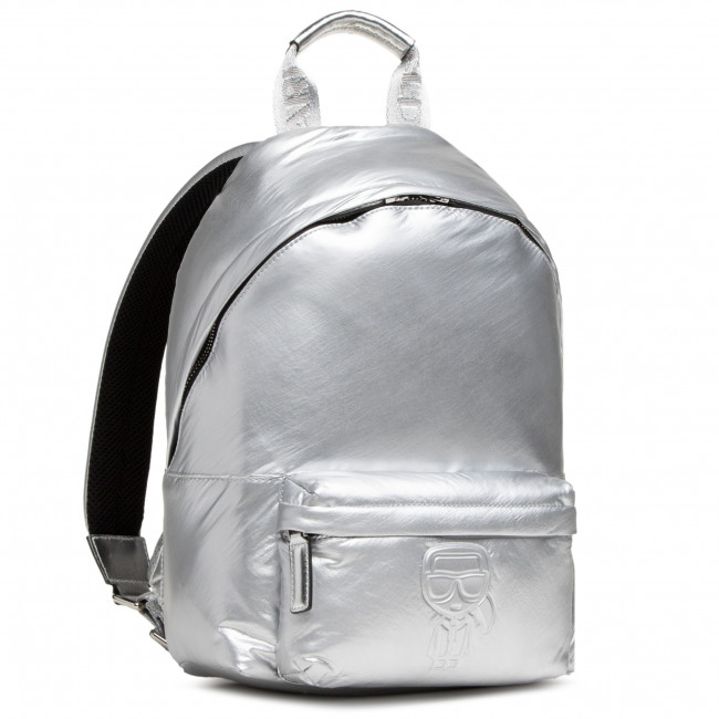 Ruksak KARL LAGERFELD - 210W3008  Silver 290