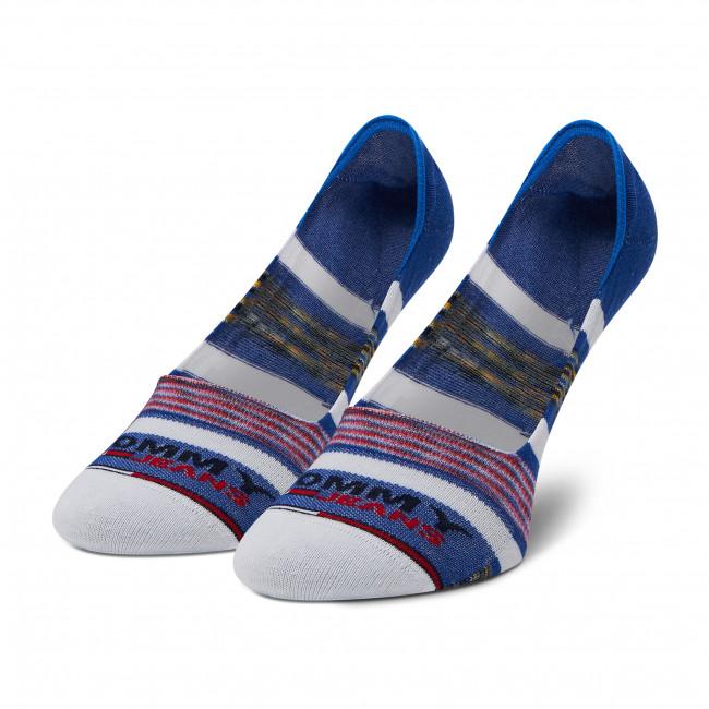 Ponožky Krátke Unisex TOMMY JEANS - 100002406  Dark Blue 003