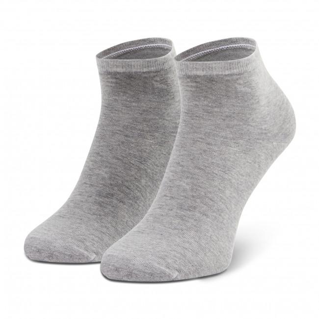 Súprava 2 párov vysokých ponožiek dámskych TOMMY HILFIGER - 373001001  Yellow 100