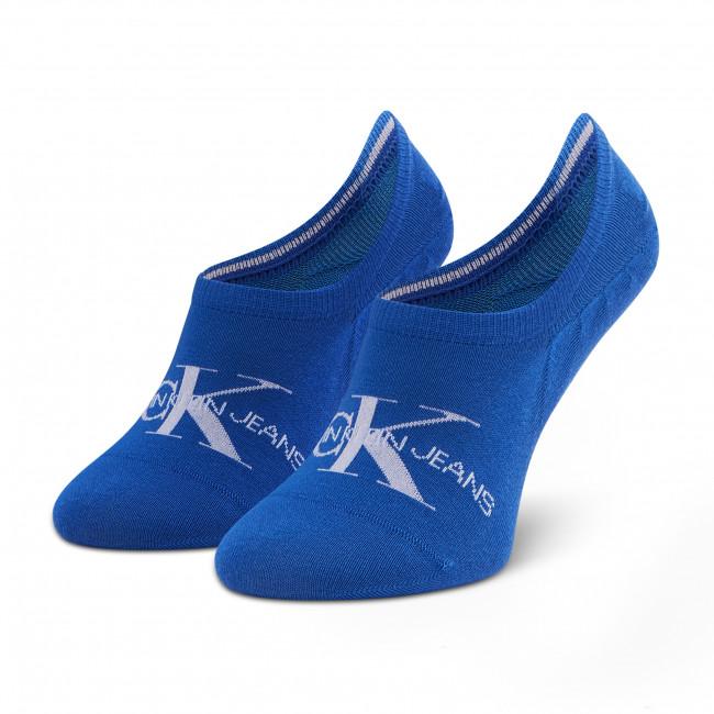 Ponožky Krátke Dámske CALVIN KLEIN JEANS - 100001769 r.OS Dark Blue 010