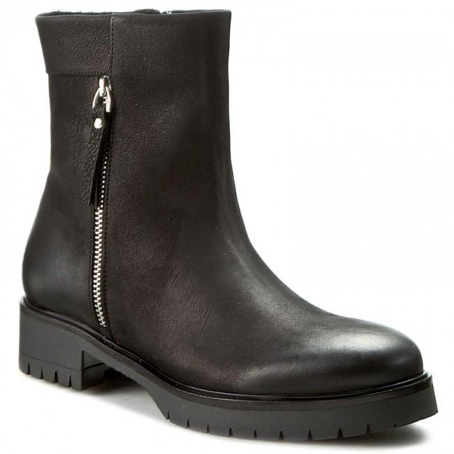 Členková obuv GINO ROSSI - Donata DBH102-R78-4B00-9900-F 99