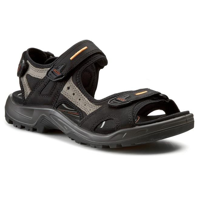 Sandále ECCO - Yucatan Sandal Sanda 6956450034 Black