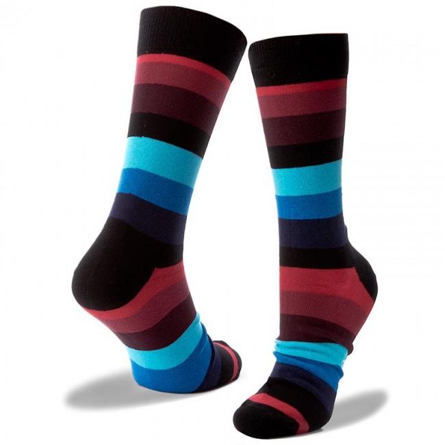 Ponožky Vysoké Pánske HAPPY SOCKS - SA01-068 Farebná