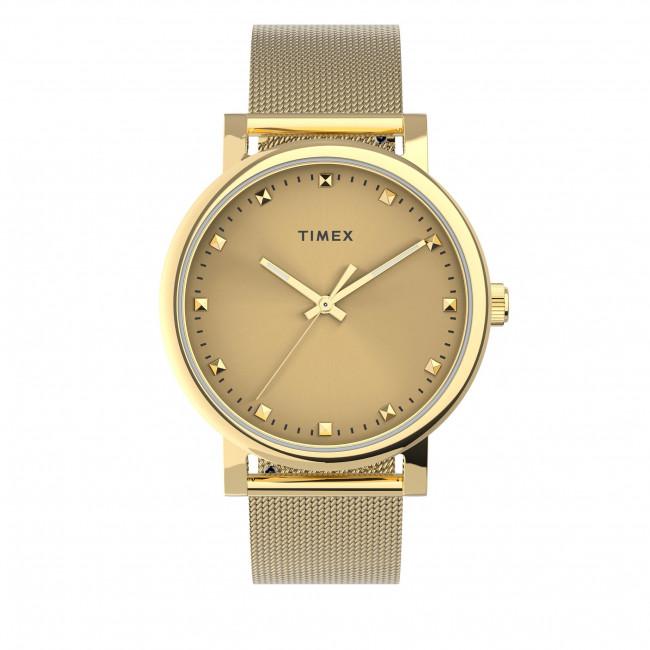 Hodinky TIMEX - Originals TW2U05400 Gold/Gold