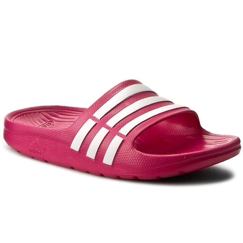 Šľapky adidas - Duramo Slide K G06797 Pnkbuz Runwht Pnkbuz 5b8748521b7