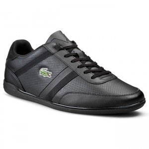 3904fb5e95 Sneakersy LACOSTE - Giron Snm Spm 7-30SPM401002H Blk Blk - Sneakersy -  Poltopánky - Pánske - www.eobuv.sk