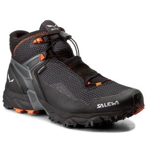 f3fd716661c0b Trekingová obuv SALEWA Ultra Flex Mid Gtx GORE-TEX 64416-0926 Black/Holland  0926