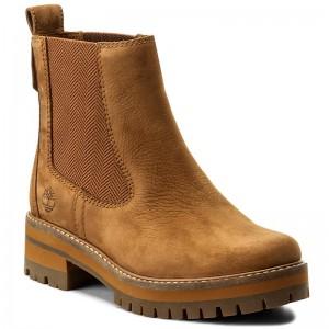 bdf21e08e29e Kotníková obuv s elastickým prvkom TIMBERLAND - Courmayeur Valley Ch  A1J5J TB0A1J5J7151 Sundance