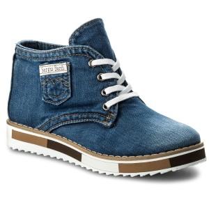 Členková obuv GINO ROSSI - Hiromi DBH642-Z62-E100-9900-0 99 ... 7df65194bdb