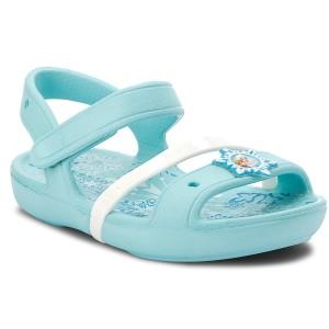 Sandále CROCS - Lina Graphic Dorsay 204362 Leopard - Sandále na ... 32840f1636