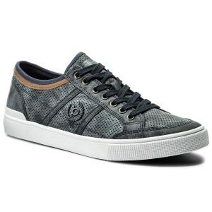 f4202a31444 Outdoorová obuv BUGATTI - 321-61850-1400-4100 Dark Blue - Topánky ...