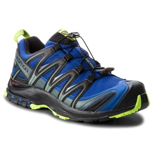 Topánky SALOMON - Amphib Bold W 407479 20 V0 Mineral Gray Crown Blue ... 43cafd69d77