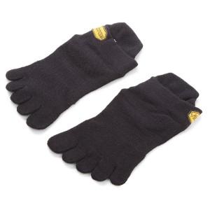 Ponožky Kotníkové Unisex VIBRAM FIVEFINGERS - Ahtletic No Show S15N02 S  Black e8fd69a10ef