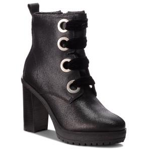222efbc05932 Členková obuv JENNY FAIRY - WS1585-01 Black - Kotníková obuv - Čižmy ...