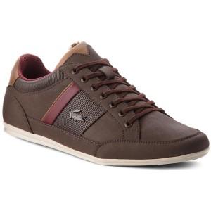 3a2ec7bd58 Sneakersy LACOSTE - Giron Snm Spm 7-30SPM401002H Blk Blk - Sneakersy ...