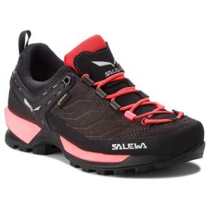 c7785d304f783 Trekingová obuv SALEWA Mtn Trainer Gtx GORE-TEX 63468-0981 Black Out/Rose  Red