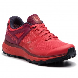 c7593dfc9311 Topánky SALOMON - Trailster Gtx W GORE-TEX 404886 21 W0 Hihiscus Beet Red