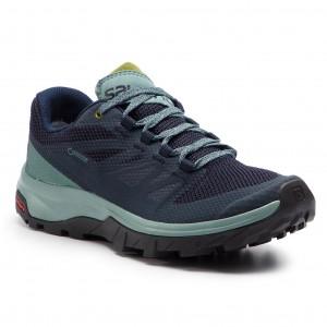 Trekingová obuv SALOMON - Outline Gtx W GORE-TEX 406188 20 V0 Trellis Navy 4168c21b73