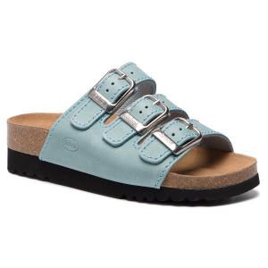 7158ca2369195 Sandále SCHOLL - Elara F27057 1248 Pale Pink - Na klíne - Šľapky a ...