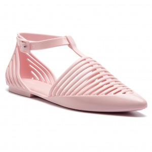 01d6a5e1df36e2 Žabky MELISSA - Harmonic Flower Inf 32219 Light Pink 01822 - Žabky ...