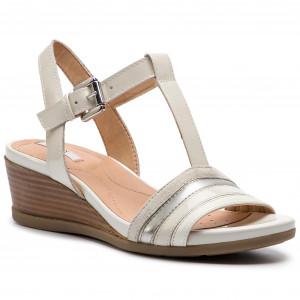 Sandále INUOVO - Footlights 6130 Silver - Sandále na každodenné ... aed1ceb5a01