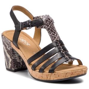 Sandále RIEKER - 65515-14 Blue - Sandále na každodenné nosenie ... 5a9c9b2e8c7