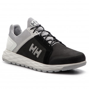 1f779941818 Sneakersy HELLY HANSEN - Gambier Lc 114-36.990 Black Light Grey Off White