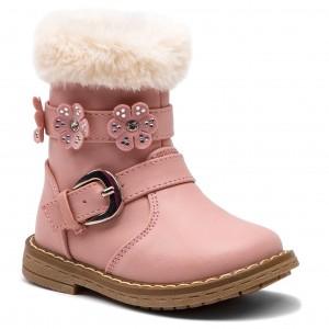 Outdoorová obuv NELLI BLU - CS666-02 Black - Topánky - Čižmy a iné ... 52da981bade