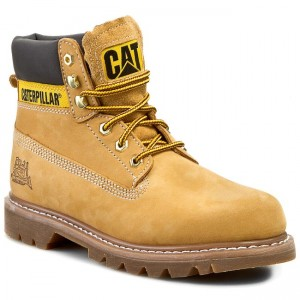 Outdoorová obuv CATERPILLAR - Bridgeport P719194 Black - Outdoorové ... e95f130b86f