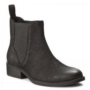 Kotníková obuv s elastickým prvkom VAGABOND - Cary 4220-450-20 Black 02c759ff39a