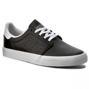 d5590ef6718a4 Topánky adidas - Seeley BB8458 Cblack/Dbrown/Ftwwht - Plátenky a ...