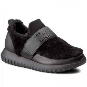 fa1ce7f8be Sneakersy CALVIN KLEIN JEANS Rachel Black. 164
