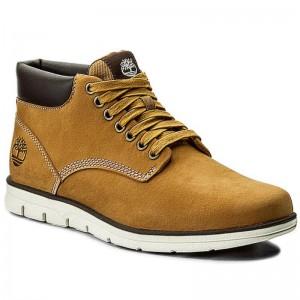 f2512a030bfd8 Outdoorová obuv TIMBERLAND Bradestreet Chukka A1989/TB0A19892311 Le Wheat